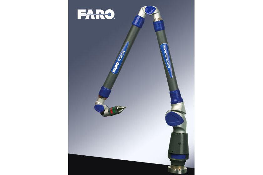 FARO便携式三坐标 2台