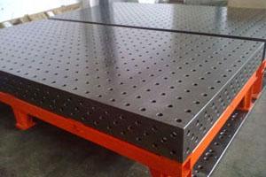 焊接平台 4个